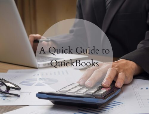 A Quick Guide to QuickBooks