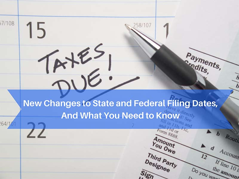 Tax Changes for 2021