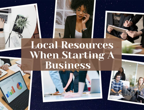 Local Resources when Starting a Business